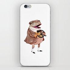 Mr. Toad iPhone & iPod Skin
