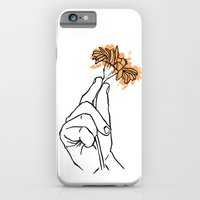 A Hand with a Flower iPhone 6 Slim Case