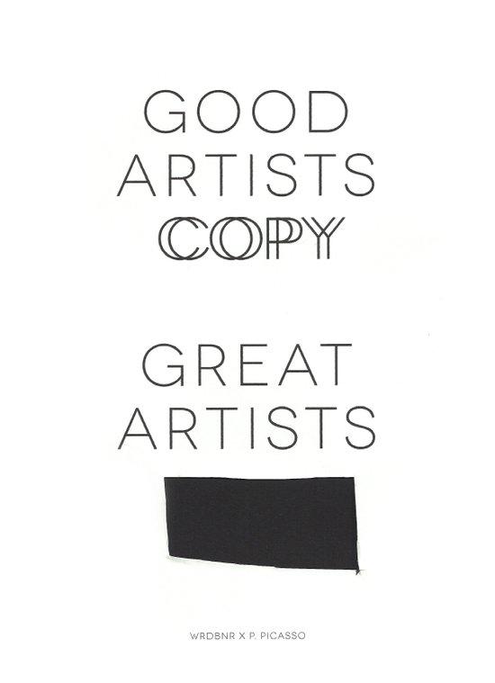 Steal Art Print