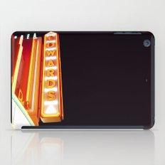 Edward's Marquee iPad Case