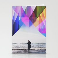 Ocean's Edge  Stationery Cards