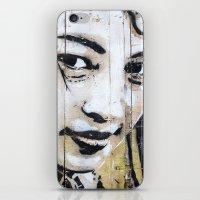 Histoires de pouvoir 1 iPhone & iPod Skin