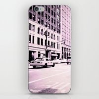 The Streets Of New York iPhone & iPod Skin