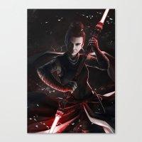 The Dark Side Had Cookie… Canvas Print