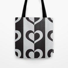 Half A Heart #4 Tote Bag