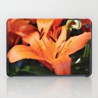 Garden Fire iPad Case