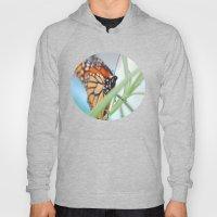 Butterfly Portrait Hoody