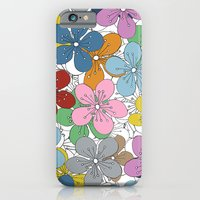 iPhone & iPod Case featuring Cherry Blossom Colour - In Memory of Mackenzie by Project M