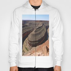 A Meander Of The Goosenecks Hoody