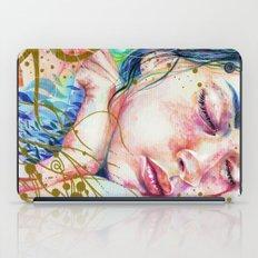 Golden Dreams iPad Case