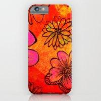 iPhone & iPod Case featuring Flora by Sophia Buddenhagen