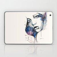 Window, Watercolor & Ink… Laptop & iPad Skin