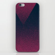 OMBRE / raspberry iPhone & iPod Skin