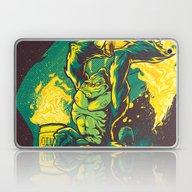 BARREL-CHUCKER Laptop & iPad Skin