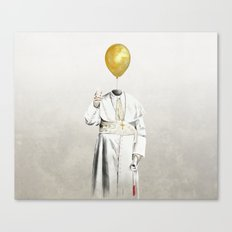 The Pope - #4 Canvas Print