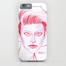 Fashion Hair with Loose Leaf Flair Slim Case iPhone 6s