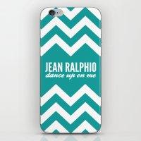 Jean Ralphio - Parks And… iPhone & iPod Skin