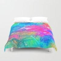 Aurora 1 Duvet Cover