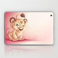 Lena Lioness Laptop & iPad Skin