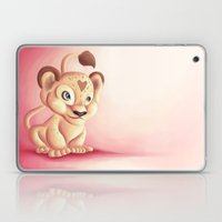 Lena Lioness Laptop & iPad Skin