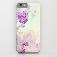 pastel iPhone & iPod Cases featuring pastel bouquet by clemm