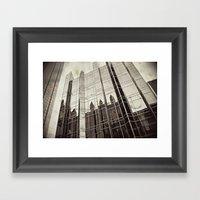 Rustic. Framed Art Print