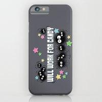 Spirited Soot iPhone 6 Slim Case