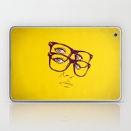 Laptop & iPad Skin featuring Y. by CranioDsgn
