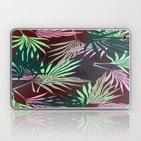 Dark Leaf Laptop & iPad Skin