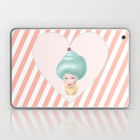 Miss Cupcake Laptop & iPad Skin