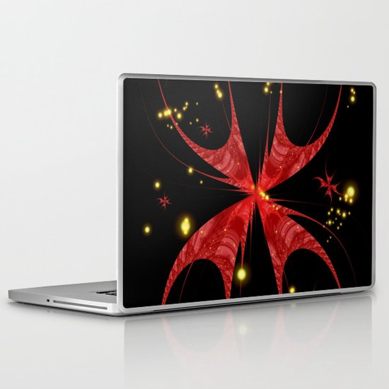Stars Laptop & iPad Skin