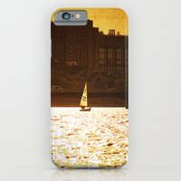 City Backdrop iPhone 6 Slim Case