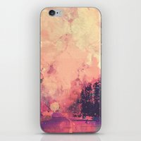 Colorful Forest iPhone & iPod Skin