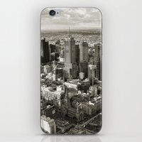 Melbourne City iPhone & iPod Skin