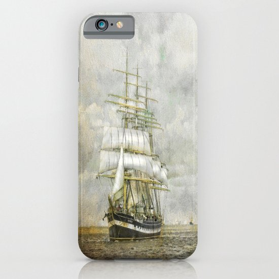 The Kruzenshtern iPhone & iPod Case