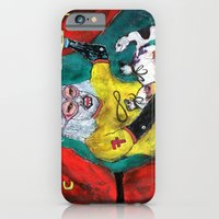 iPhone & iPod Case featuring Alchimiste by Franck Chartron