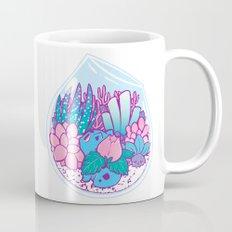 Starter Terrarium  Kit Mug