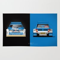 Group B Edition, N.º5, MG Metro 6R4 Rug