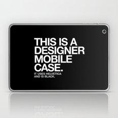 THIS IS A DESIGNER... Laptop & iPad Skin