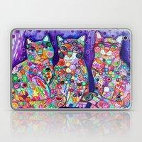 Candy cats Laptop & iPad Skin