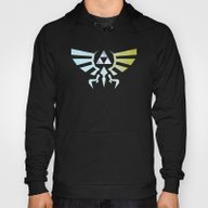 The Legend Of Zelda - Hy… Hoody