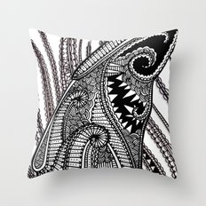 Engagement Wing Throw Pillow