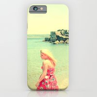 iPhone & iPod Case featuring Bright Beach by Heidi Fairwood