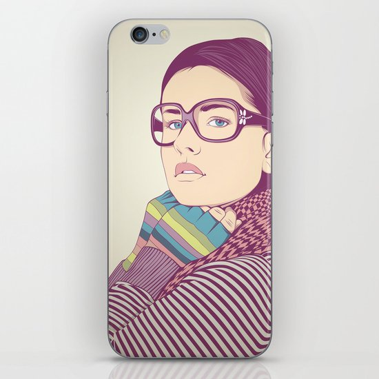 Just know who I am.... iPhone & iPod Skin