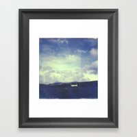 The Cottage Framed Art Print