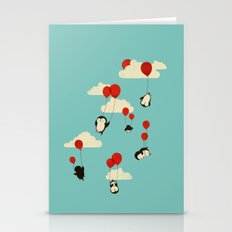 We Can Fly! Stationery Cards