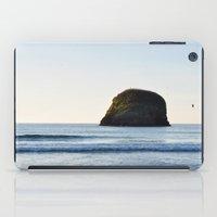 Sea sunset iPad Case