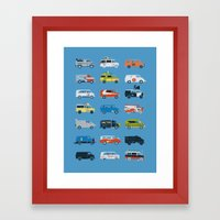 It Would Have Been Coole… Framed Art Print