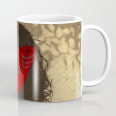 FOREST SPIRIT MASK Mug