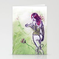 Ivy Stationery Cards